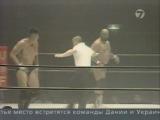 Ёшихиро Такаяма & Бед Ньюс Аллен 2 бой