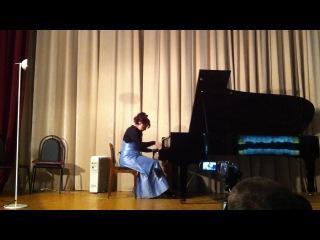 "J. Turina ""Radio Madrid"" , M. Ravel ""Alborada del gracioso"""